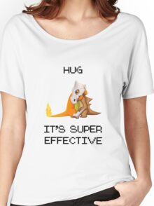 Hug Women's Relaxed Fit T-Shirt