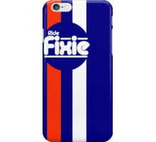 Fixie Strips iPhone Case/Skin