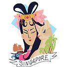 Singapore by Lucie Irvine
