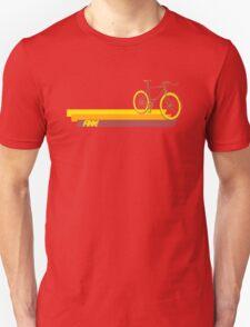 Fixie Retro Stripes T-Shirt