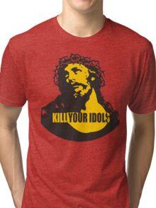 KILL YOUR IDOLS Tri-blend T-Shirt