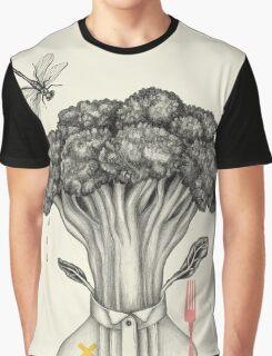 Mr. Broccoli Graphic T-Shirt