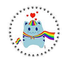 Steve loves LGBT by lokiimotion