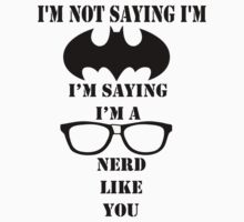 Nerd Like You Kids Clothes