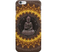 Buddhist Meditation iPhone Case/Skin