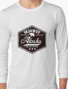 Skagway Alaska  Long Sleeve T-Shirt