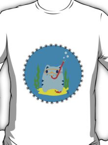 Steve: Under the sea T-Shirt