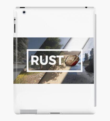 Rust - Buttnaked World #1 iPad Case/Skin