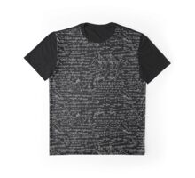 Equations Graphic T-Shirt