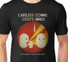 Ingress : Careless Comms Unisex T-Shirt