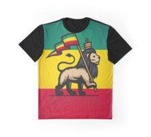 LION OF JUDAH Graphic T-Shirt