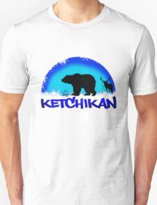 Ketchikan Alaska Unisex T-Shirt