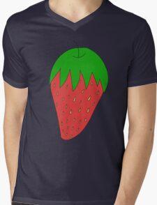 Big berry Mens V-Neck T-Shirt