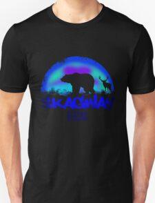 Skagway Alaska Unisex T-Shirt