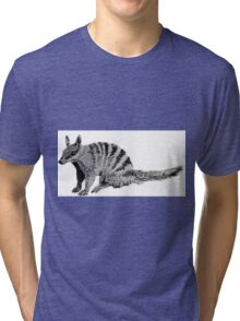 Numbat Sketch Tri-blend T-Shirt