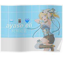 ELI AYASE Poster