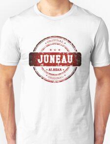 Orignal Juneau Alaska Unisex T-Shirt