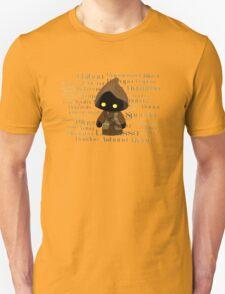 Jawa and Jawaese Unisex T-Shirt