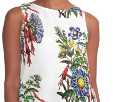 Wildflower Contrast Tank