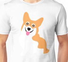 Corgi Smile Unisex T-Shirt