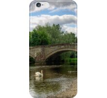 Bridge across the River Eamont iPhone Case/Skin