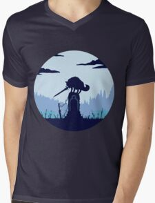 Sif Mens V-Neck T-Shirt