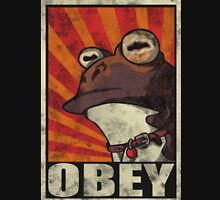 OBEY THE HYPNOTOAD! Unisex T-Shirt