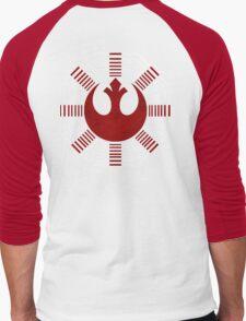 Rebel Alliance Men's Baseball ¾ T-Shirt