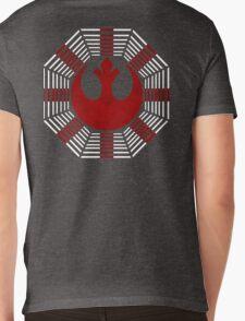 Rebel Alliance Mens V-Neck T-Shirt