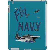Fly Navy iPad Case/Skin