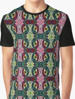Psychedelic Abstract colourful work 57 Graphic T-Shirt