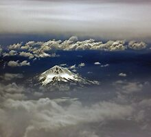 Mount Shasta, California by shutterbug941