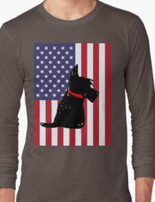 Scottie Dog Long Sleeve T-Shirt