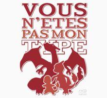 Pas mon type feu (3D) by rK9nation