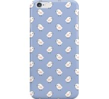 Busy Birdies - Sapphire and Rose Quartz iPhone Case/Skin