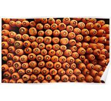 Carrot Stacks.  Poster