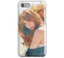 TIFFANY / I JUST WANNA DANCE V2 / WATERCOLOR iPhone Case/Skin