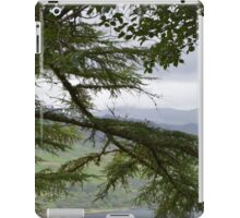 Trees Overlooking Loch Ness iPad Case/Skin