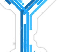 Fluxing Sticker