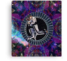 Sci fi X Canvas Print