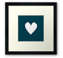 Heart it Framed Print