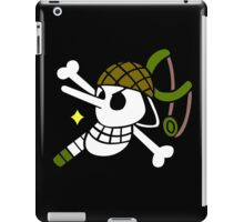 One Piece - Usopp Pirate Flag iPad Case/Skin