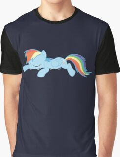 Sleepy Pony - big Graphic T-Shirt