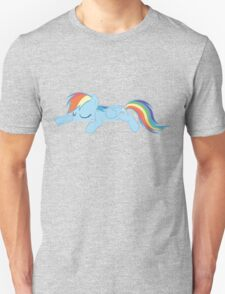 Sleepy Pony - big Unisex T-Shirt