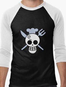 One Piece - Kuro no Sanji Men's Baseball ¾ T-Shirt