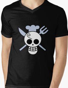 One Piece - Kuro no Sanji Mens V-Neck T-Shirt