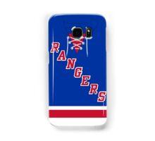 New York Rangers Home Jersey Samsung Galaxy Case/Skin