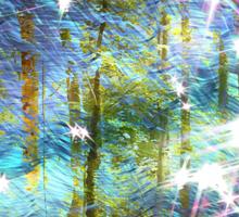 Elven Magic Sticker