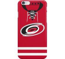 Carolina Hurricanes Home Jersey iPhone Case/Skin
