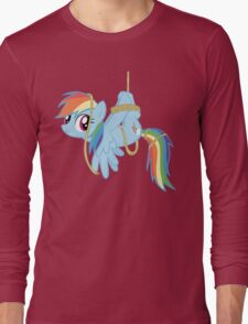 Tied-up pony Long Sleeve T-Shirt